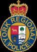 york region police logo