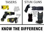 taser and stun guns image